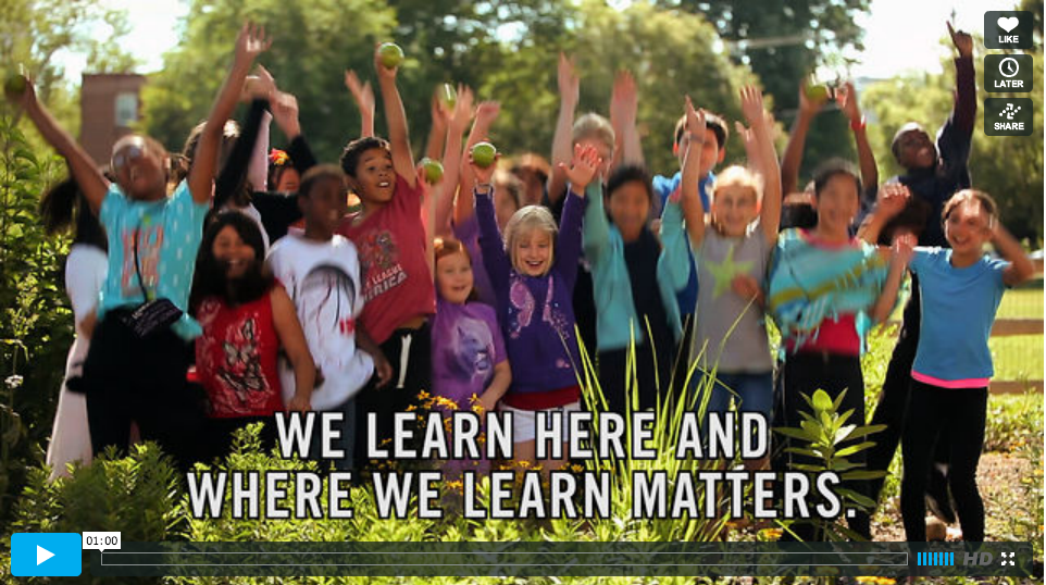 We Learn Here and Where We Learn Matters