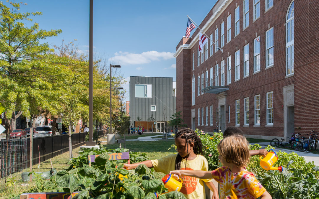 The Walls DO Talk: Using the School Building as a Teaching Tool