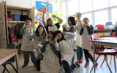 The Good Food Machine: Changing Young Lives and Mindsets through the Power of Growing Healthy, Fresh Food in School