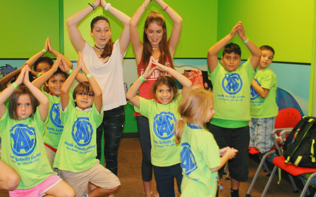 Piece of Peace: Empowering Kids through Education to Live Healthier Lives