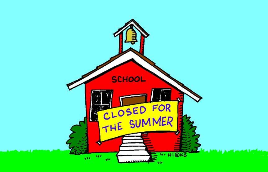Image result for school summer vacation