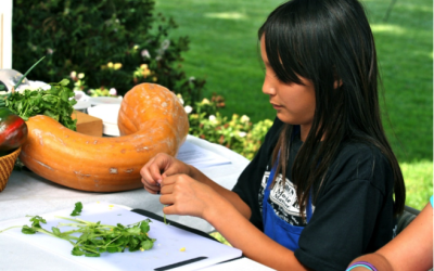 Nourish Uses Food Literacy to Connect Classrooms and Communities