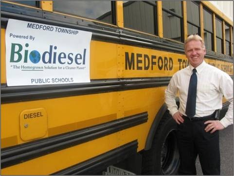 Medford Township Public Schools: The Path to Energy Responsibility, One District's Journey