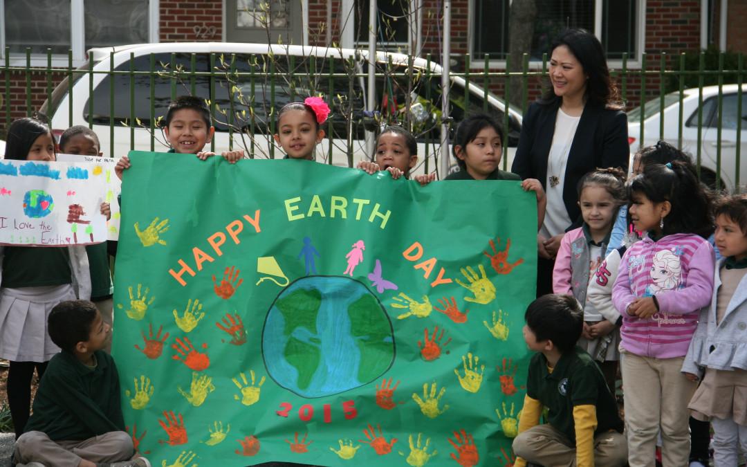 The Philadelphia Standard: School District of Philadelphia Adopts First-Ever Sustainability Plan