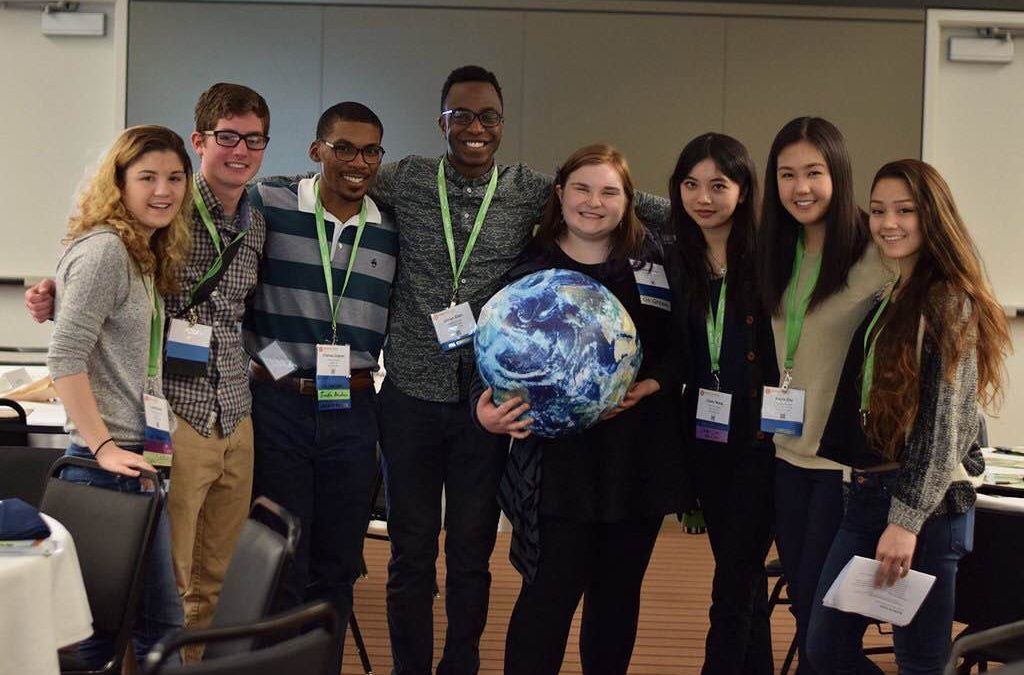 The Green Schools Conference and Expo Sparks Youthful Inspiration through its Student Summit