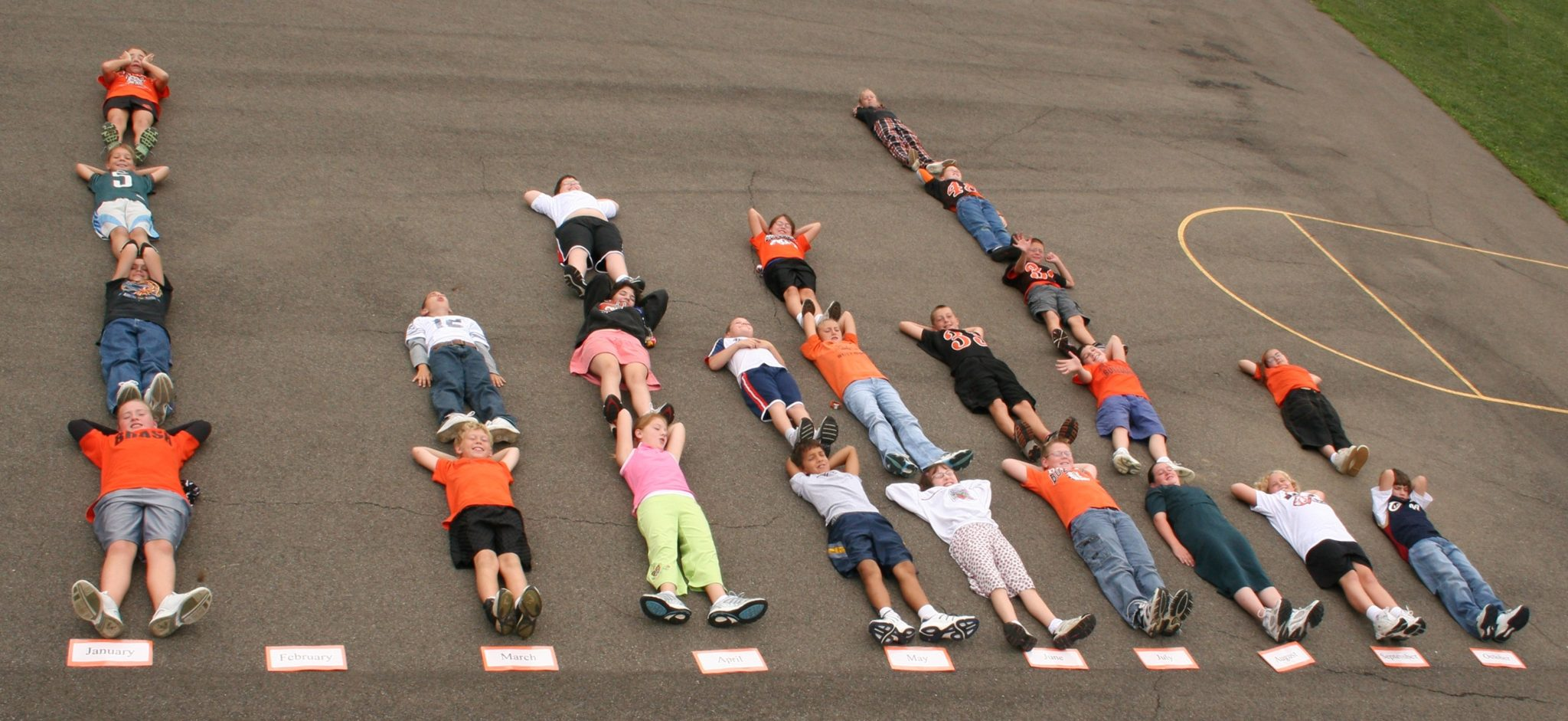 Human Bar Graph  Photo | Matthew Broda