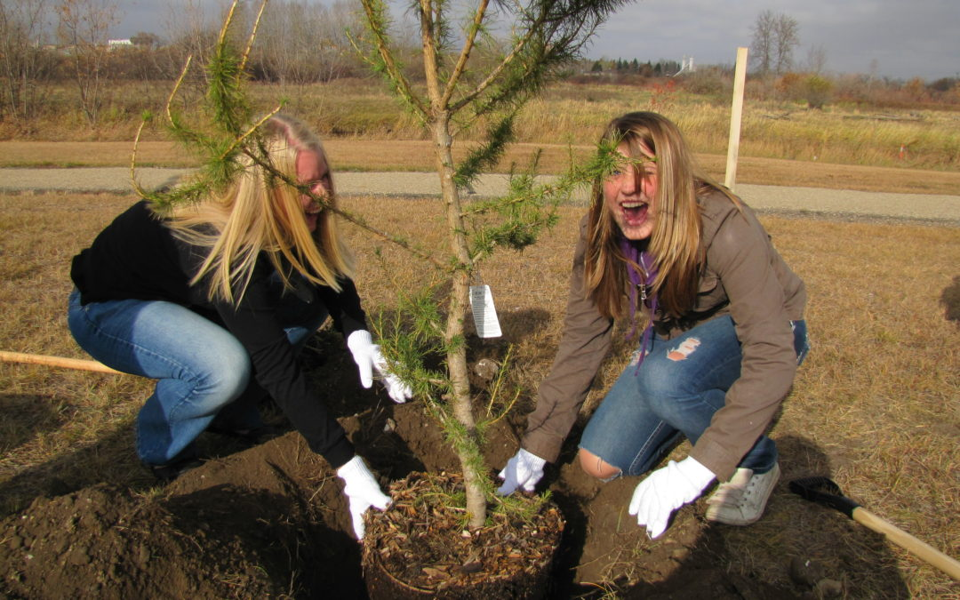 Caring for Our Watersheds: International Contest gets Students to Think Global, Act Local