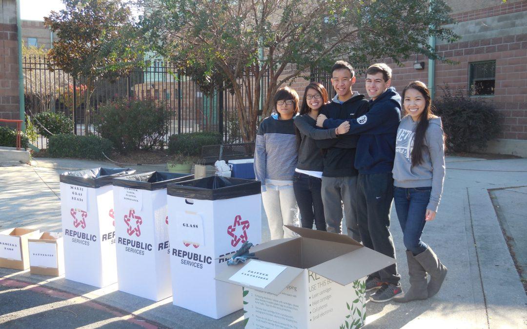 Green School Highlight – Benjamin Franklin High School (LA)