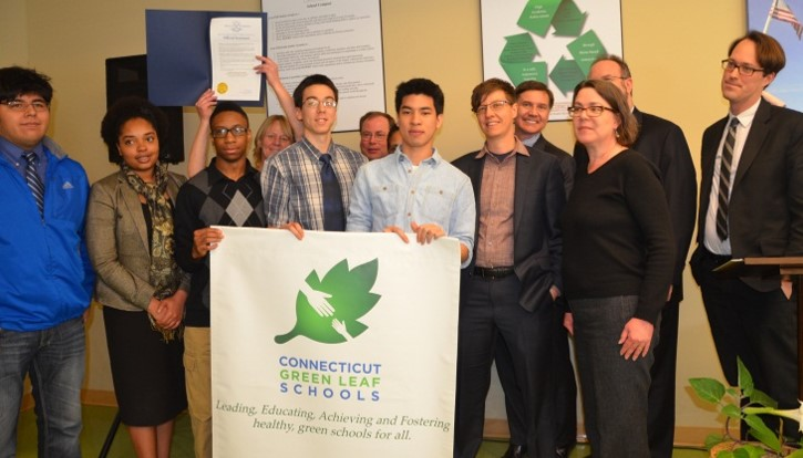 Connecticut Green LEAF Schools Inspires with its ED-GRS Success