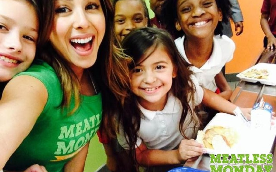 Meatless Mondays Promote Health and Nutrition in Schools during the Holidays and throughout the Year