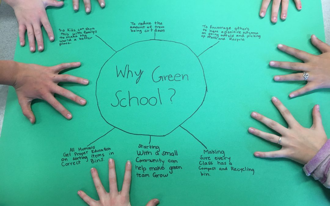 Designing Sustainable Schools: A Conversation with EcoRise Youth Innovations and a Preview of GSCE 2017 Programming