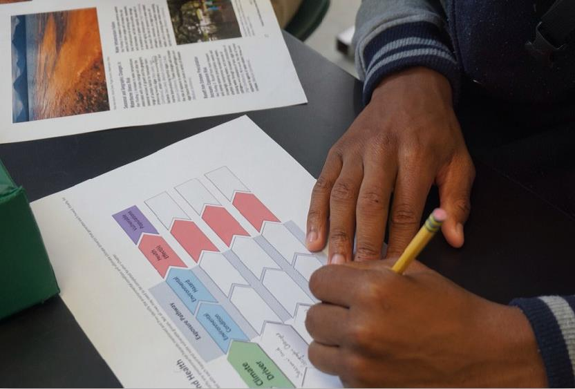 How is Climate Change Affecting Our Health? New Module Guides Students to Explore the Connection