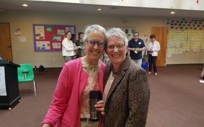 Out and About with Jenny Seydel: Taking the Green Schools Movement on the Road