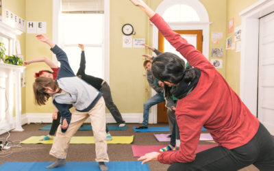 Mindfulness at the Heart of a Wellness Program