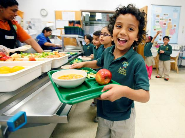 Healthy Bodies, Healthy Minds: Feeding the Future