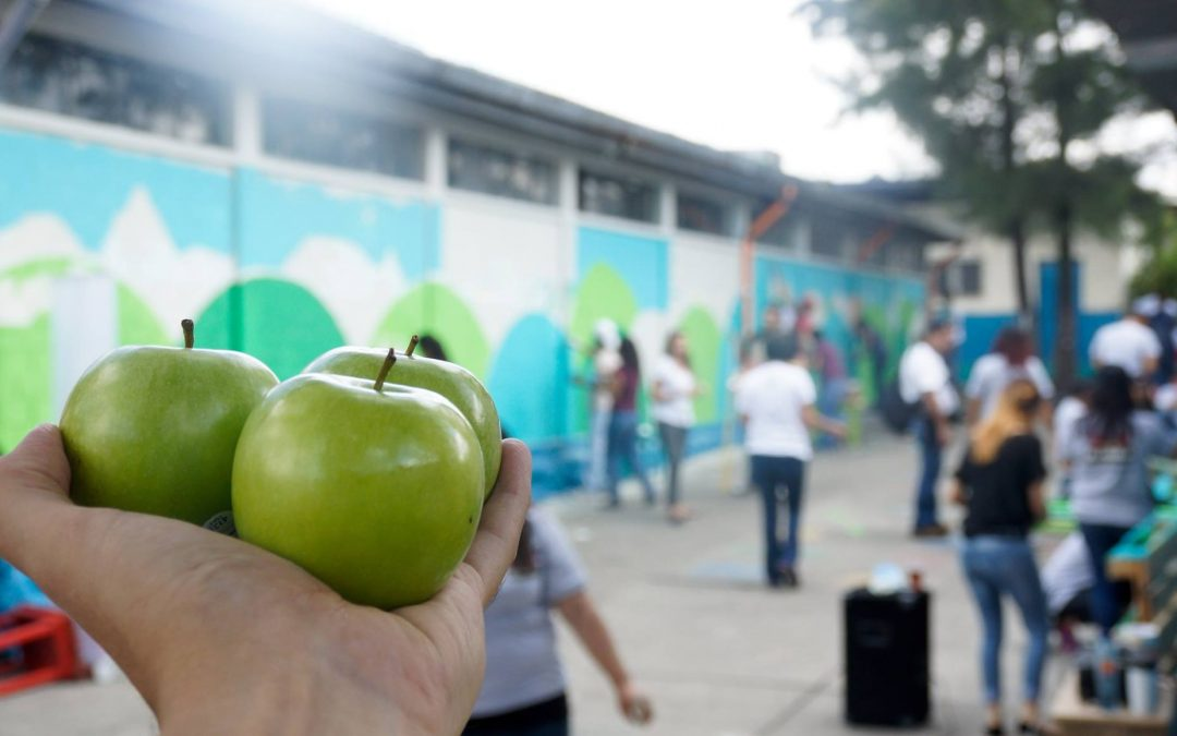 Green Apple Day of Service – A Local Springboard for Global Impact