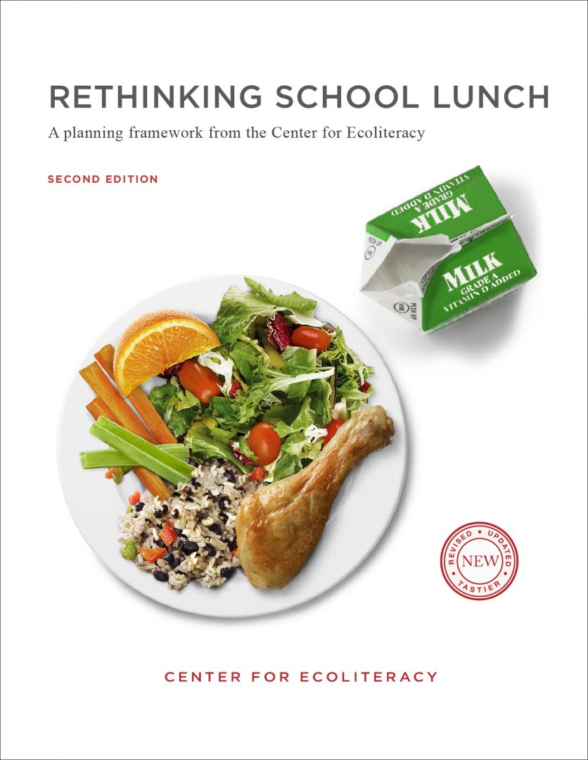 change school lunch essay Healthier school lunches: will they actually change what usda school lunch rules 'best ever' — though kayla webley is a staff writer at time.