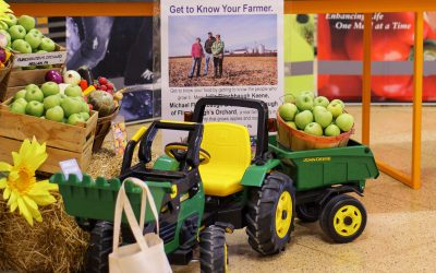 Whitsons' Farm to School Initiatives Engage Children in Healthy Eating