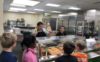 Students Transform Nutrition Curriculum through Top Chef Competition