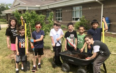 Ready, Set, Grow: Students Lead the Way at Seatack Elementary's School Gardens