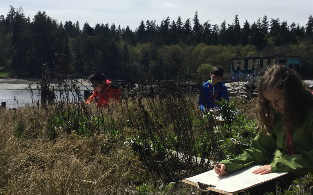 From Sit Spots to Skits: Fostering Empathy and Compassion through Place-Based Education
