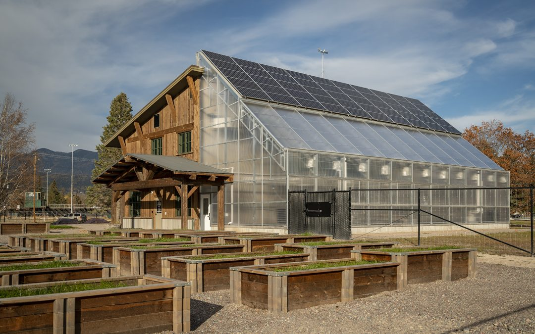 Whitefish School District Strives for Net-Zero through Center for Sustainability and Entrepreneurship