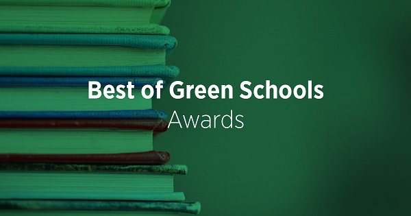 Submit Your Nomination for the 2020 Best of Green Schools Awards