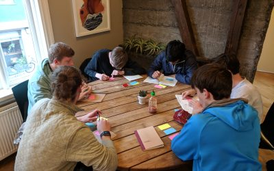 Design Thinking and Student Travel: Tools to Craft a More Sustainable World