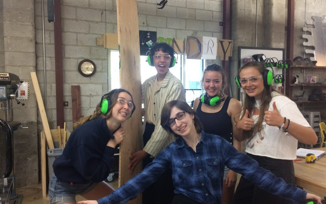 Human-Centered Design Drives Student Learning at One Stone