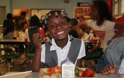 A Recipe for Change: D.C. Public Schools Overhauls School Food Program with Delicious Results