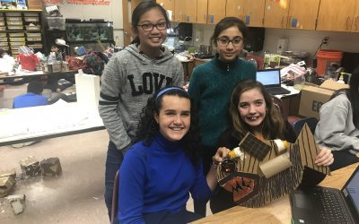 Global Green Education at Centreville Elementary School