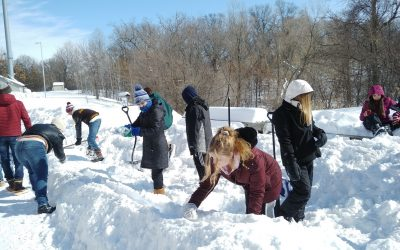 School of Environmental Studies Winter Unit Fosters Stewardship, Deeper Appreciation for the Natural World