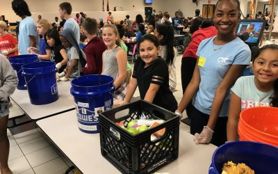 K-12 Cafeterias are Spaces of Civic Engagement for Kids and Cooks