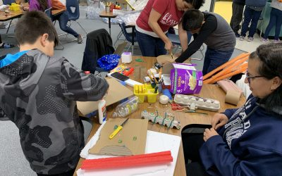 Overcoming Barriers to Increase Family Engagement at Empire Elementary School