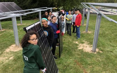 Student-Driven Solar: How West Bloomfield High School Students Powered Their Science Department with Solar Electricity