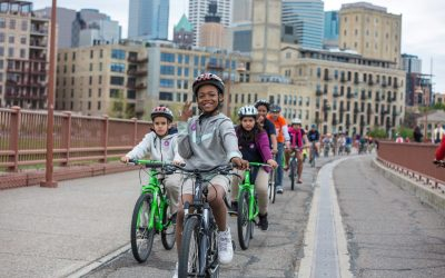 Safe Routes to School: Making Green Transportation to School the Easy and Safe Choice