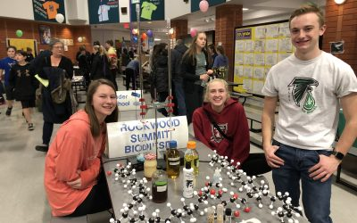 Biodiesel Fuels Real-World Learning at Rockwood Summit High School