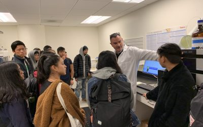 Addressing Air Quality: Student-Led Investigations Explore Solutions for Mold and Pollution at School and in the Community