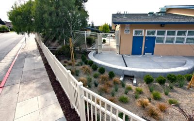 Rain Water as a Resource: Scaling Rainwater Resiliency in San Mateo County Schools