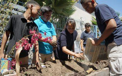 GSNN is #GivingGreenJustice: Meet Environmental Charter Middle School – Inglewood