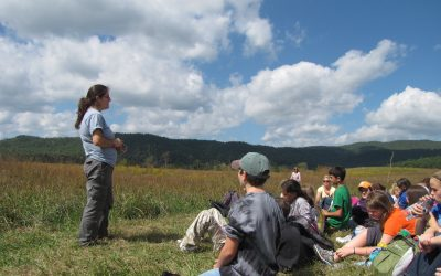 The New Tremont Experience: Making Essential Learning Connections in the Outdoors During COVID-19