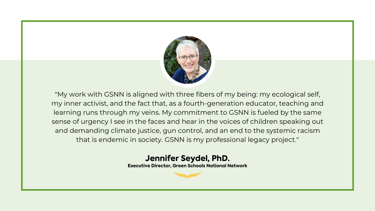 Jennifer Seydel Quote from Planet for Her Article